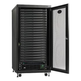 EdgeReady Micro Data Center - 21U, 3 kVA UPS, Network Management and PDU, 230V Kit