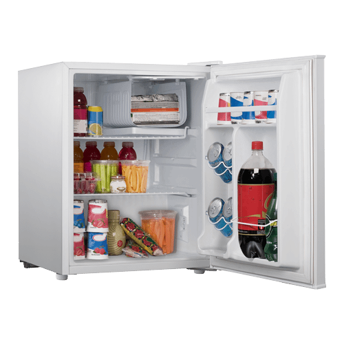 Galanz 2.7 Cu Ft Mini Refrigerator in White
