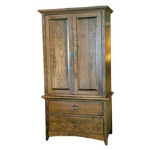 Highlands 2 Piece Armoire