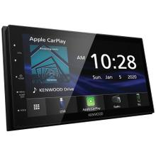 See Details - DMX4707S Double-DIN In-Dash 6.8-Inch Multimedia Receiver with Bluetooth®, Apple CarPlay , Android Auto, and SiriusXM® Ready