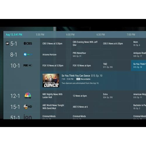 Cord-Cutting Bundle with Indoor TV Antenna