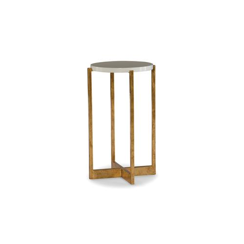 Maitland-Smith - HALO CHAIRSIDE TABLE