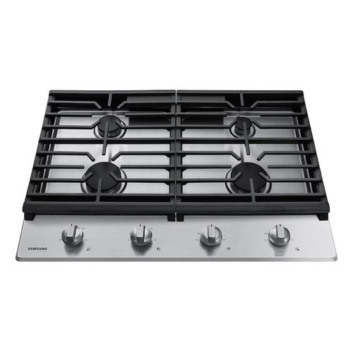 """Product Image - 30"""" Gas Cooktop in Stainless Steel"""