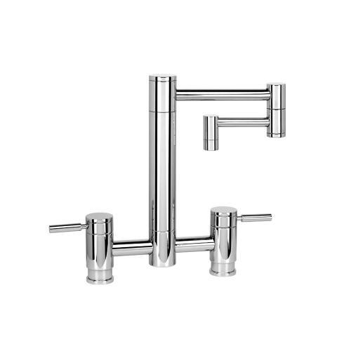 Hunley Bridge Faucet - 7600-12 - Waterstone Luxury Kitchen Faucets