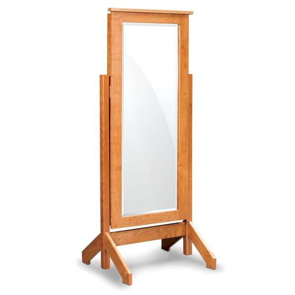 See Details - Shaker Jewelry Cheval Mirror
