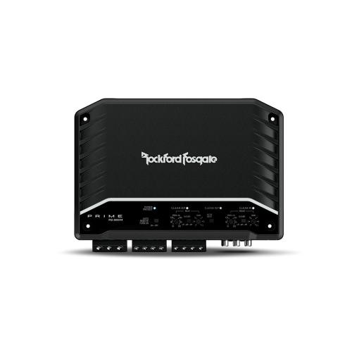 Rockford Fosgate - Prime 500 Watt 4-Channel Amplifier