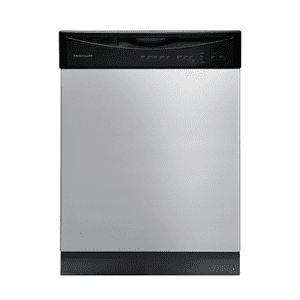 24'' Built-In Dishwasher - SILVER MIST