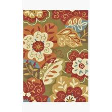 View Product - FC-13 Green / Multi Rug