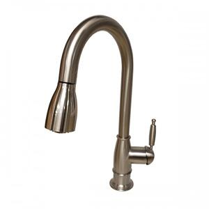 Single Hole Kitchen Faucet Product Image