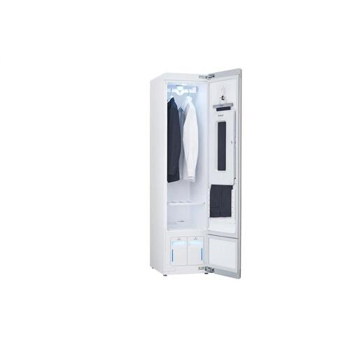 Styler - Refresh Garments in Minutes with Smart wi-fi Enabled Steam Clothing Care System **OPEN BOX ITEM** West Des Moines Location