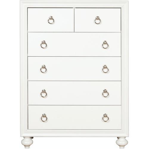 Samuel Lawrence Furniture - Bella White Chest