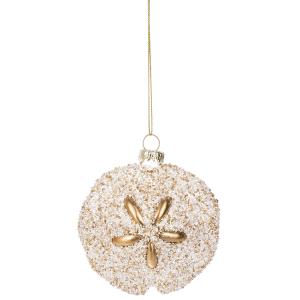 Sand Dollar Shell Ornament