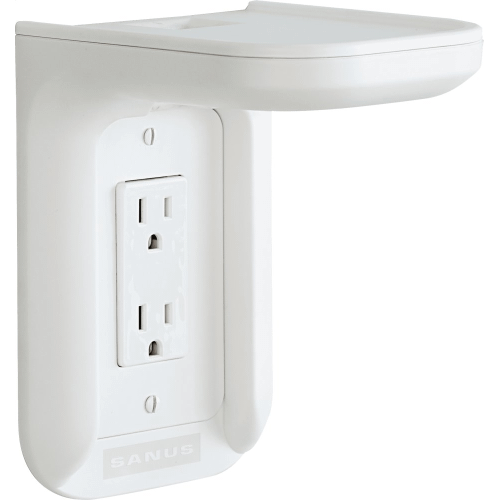 White- Sanus Outlet Shelf