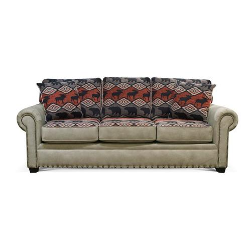 V225N Sofa with Nails