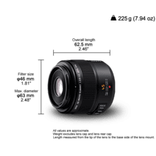 H-ES045 LUMIX Interchangeable lenses