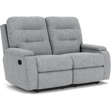 View Product - Kerrie Reclining Loveseat