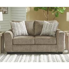 Olin Loveseat Chocolate