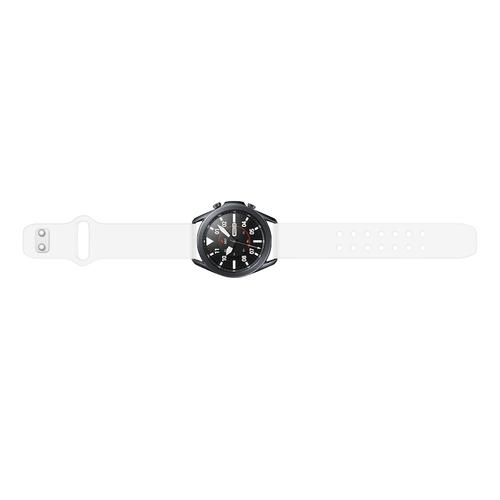 Quick Change Silicone Sport Watch Band (20mm) White