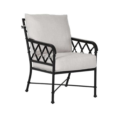 Castelle - Preserve Cushioned Dining Chair