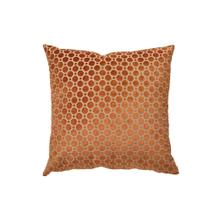 "FABRIC PILLOW 24""W, 24""H"