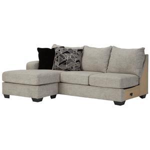 Benchcraft - Megginson Left-arm Facing Sofa Chaise