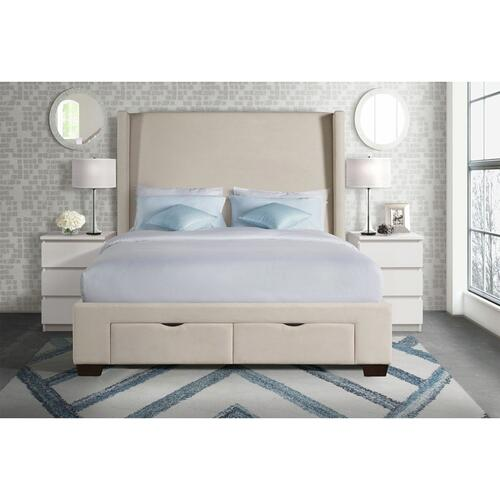 Gallery - Magnolia Queen Upholstered Storage Bed