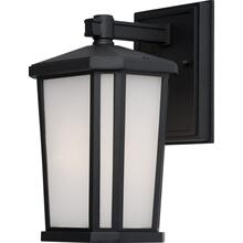 View Product - Hampton AC8781BK Outdoor Wall Light