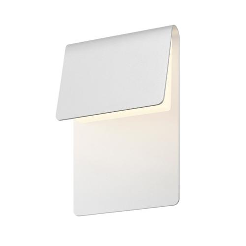 Sonneman - A Way of Light - Ply LED Sconce [Color/Finish=Textured White]
