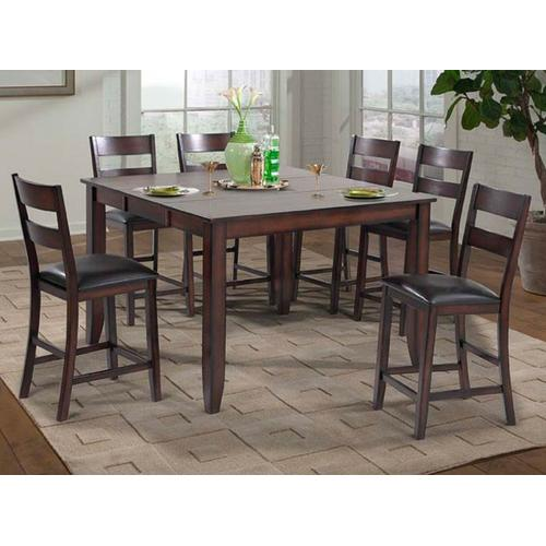 Gathering Height Table W/1 Butterfly Leaf