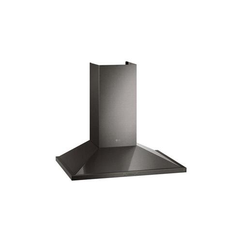 LG STUDIO 30'' Wall Mount Chimney Hood