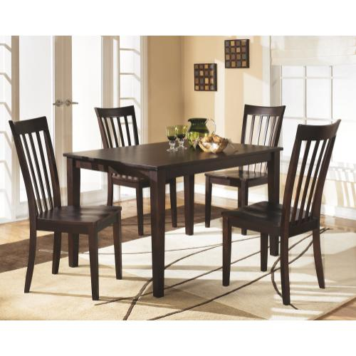 Hyland Dining Room Table and Chairs (set of 5)