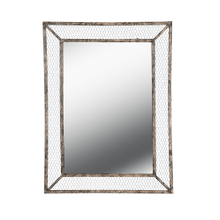 Grover - Rectangle Mirror