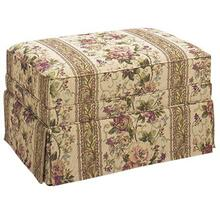View Product - Craftmaster Living Room Stationary Ottomans