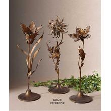 Spring Flowers, Sculpture, S/3