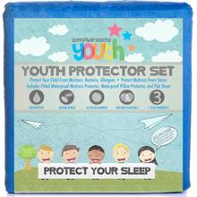 Youth Protector Set Blue