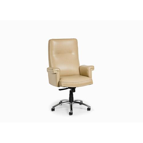 Garrett Swivel Tilt Pneumatic Lift Chair