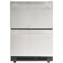 Haier Undercounter Dual Drawer Refrigerator***FLOOR SAMPLE***