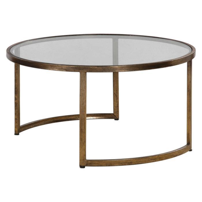 Uttermost - Rhea Nesting Coffee Tables, S/2