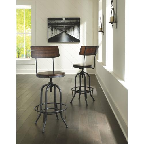 Odium Pub Height Bar Stool