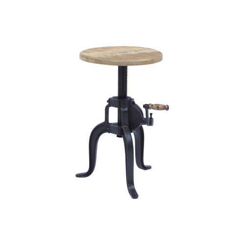 Global Archive Industrial Crank Table