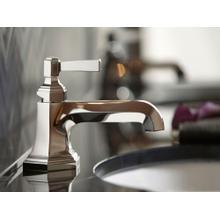 Single-Control Sink Faucet - Nickel Silver
