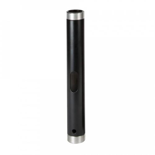 """All-Weather Fixed Length 12"""" Extension Pole for SunBrite Ceiling Mounts - SB-POLE-F-12-BL"""