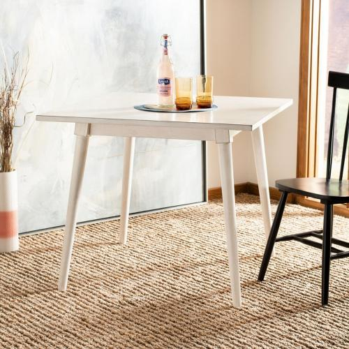 Product Image - Simone Square Dining Table - White