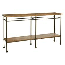 See Details - St. Lawrence Metal Console Table