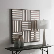 Terrence Mirrored Wall Decor