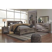 Derekson King Panel Bedroom Package