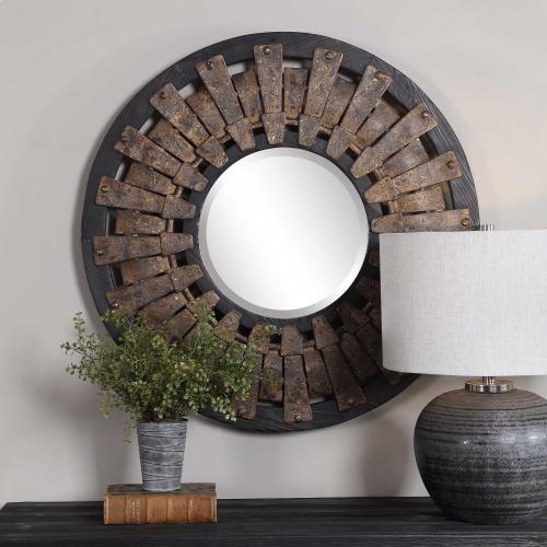 Hyman Round Mirror