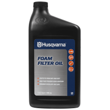 Foam Air Filter Oil