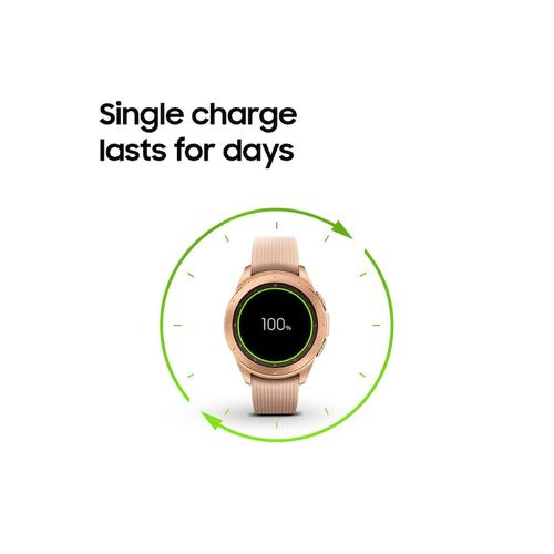 Galaxy Watch (42mm) Rose Gold (Bluetooth)