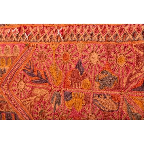 0306540039 Vintage Textile Wall Art
